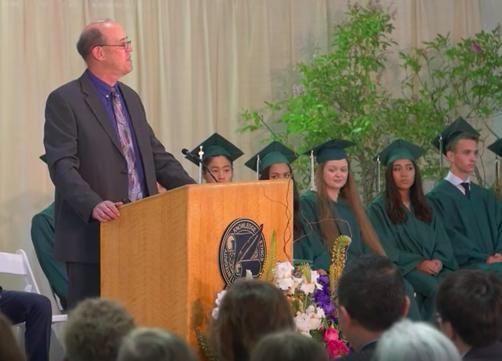 My Commencement Address, 2018: Delphian School, Oregon